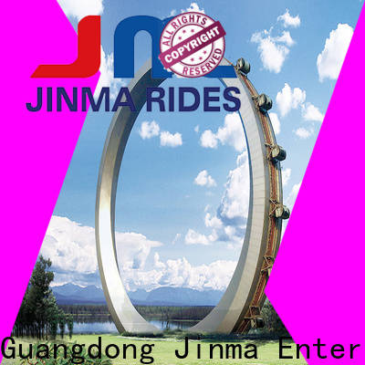 Jinma Rides double ferris wheel manufacturers for sale