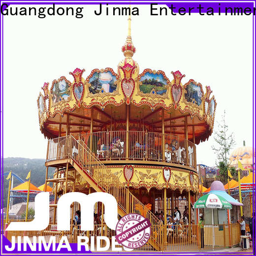 Jinma Rides High-quality mini carousel Suppliers for promotion