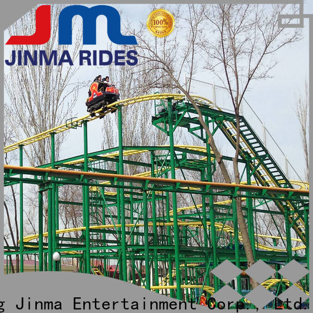 ODM high quality theme parks roller coasters Suppliers on sale