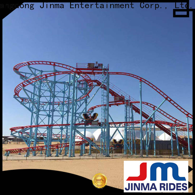 Jinma Rides fast roller coaster for business for sale