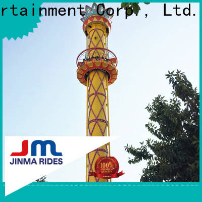 Jinma Rides tower ride manufacturers for sale