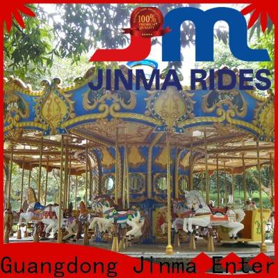 Jinma Rides OEM carousel ride for sale company on sale