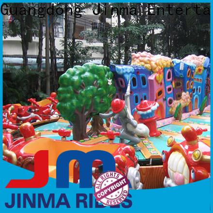 Jinma Rides fun carousel kiddie ride manufacturers on sale