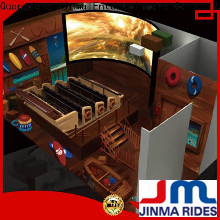Jinma Rides dark ride amusement park factory for sale