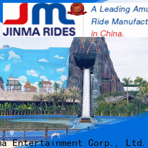 Jinma Rides log ride six flags Supply for promotion