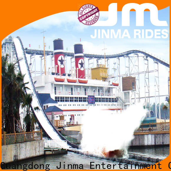 Jinma Rides best log flume rides company for promotion