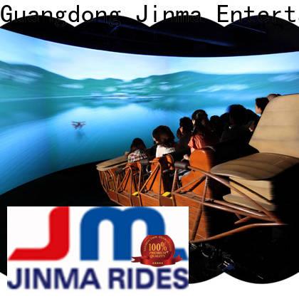 Jinma Rides dark ride amusement park manufacturers for promotion