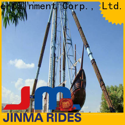 Jinma Rides Wholesale OEM viking boat ride for business for promotion