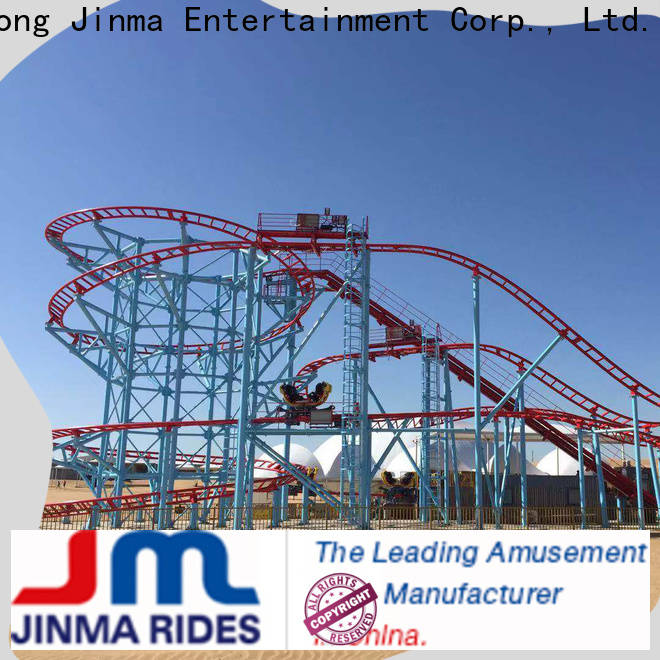 Jinma Rides best roller coaster manufacturers for business on sale