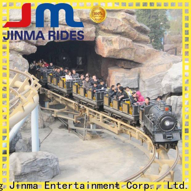 Jinma Rides Wholesale upside down roller coaster Supply for sale