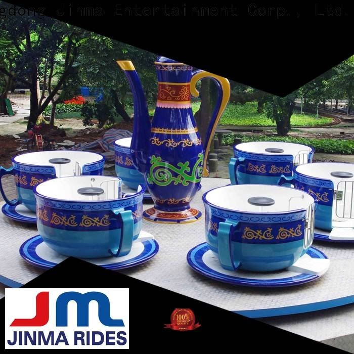 Jinma Rides Top zamperla dragon coaster factory for promotion