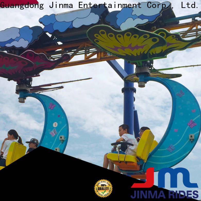 Jinma Rides Wholesale OEM common carnival rides factory for sale