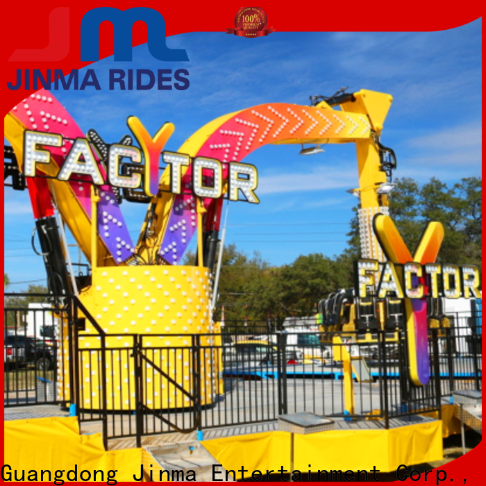 Jinma Rides mobile amusement rides for sale Supply on sale