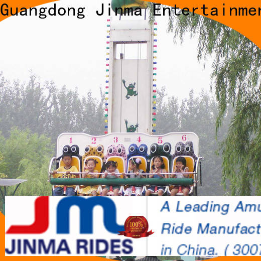 Jinma Rides New kiddie park rides company for promotion