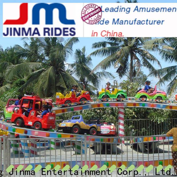 Jinma Rides carousel kiddie ride manufacturers for sale