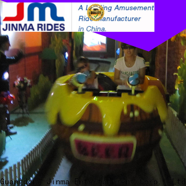 Jinma Rides theme park dark ride manufacturers for sale