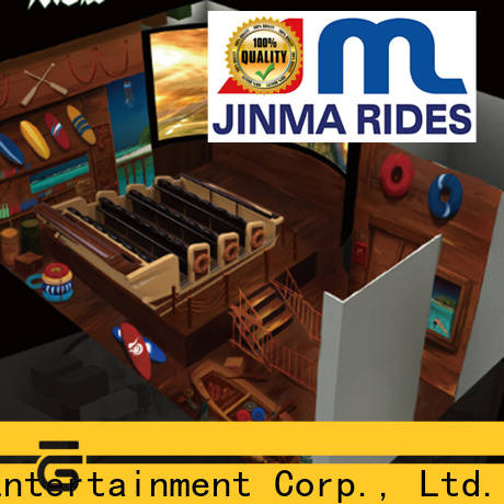 Jinma Rides theme park dark ride factory for promotion