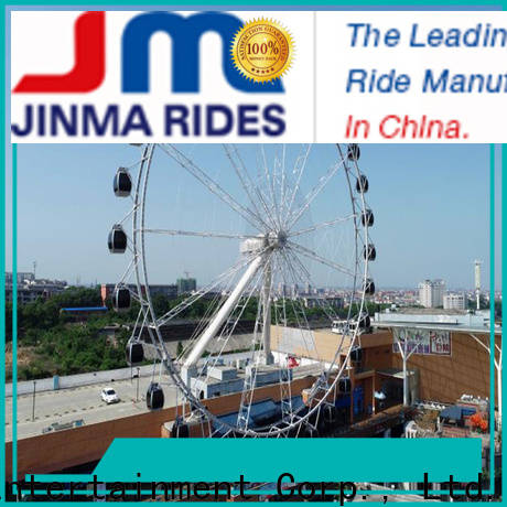 Jinma Rides mini ferris wheel Suppliers for sale