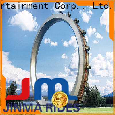 Jinma Rides small ferris wheel manufacturers for sale