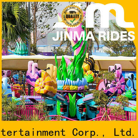 Jinma Rides New vintage kiddie rides company for promotion