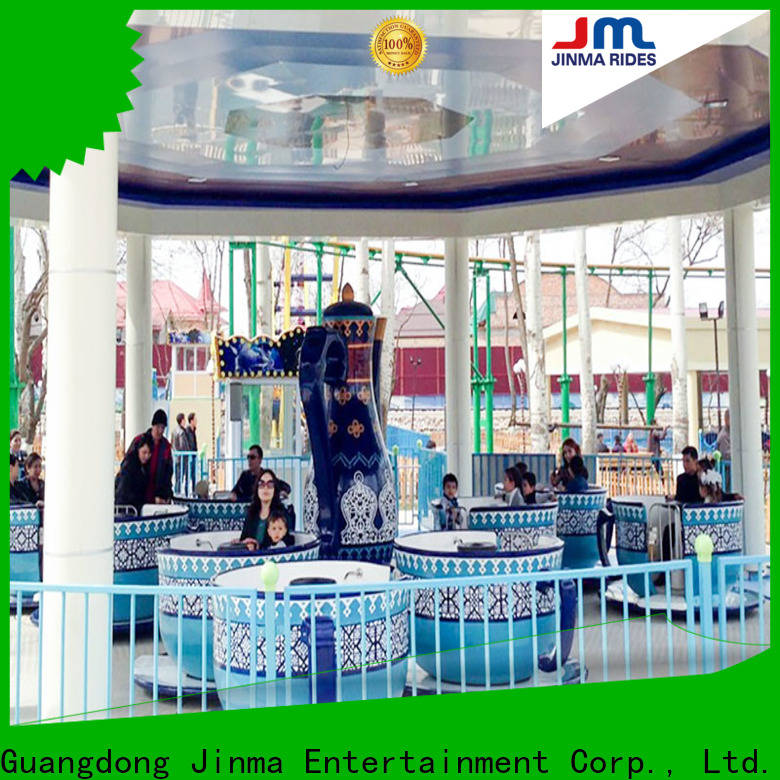 Jinma Rides Wholesale OEM six flags small rides company for promotion