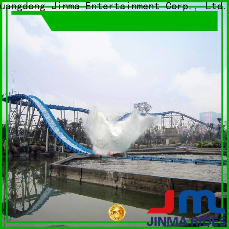 Jinma Rides best water ride company for promotion