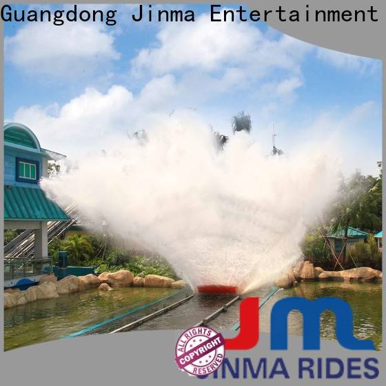 Bulk purchase high quality log flume ride Supply for sale