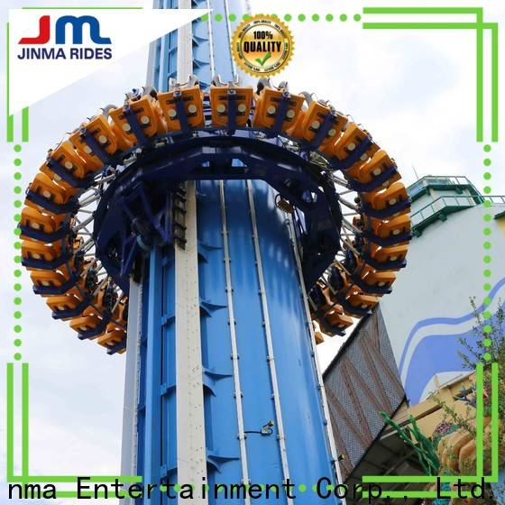 Jinma Rides tallest amusement park ride manufacturers for promotion