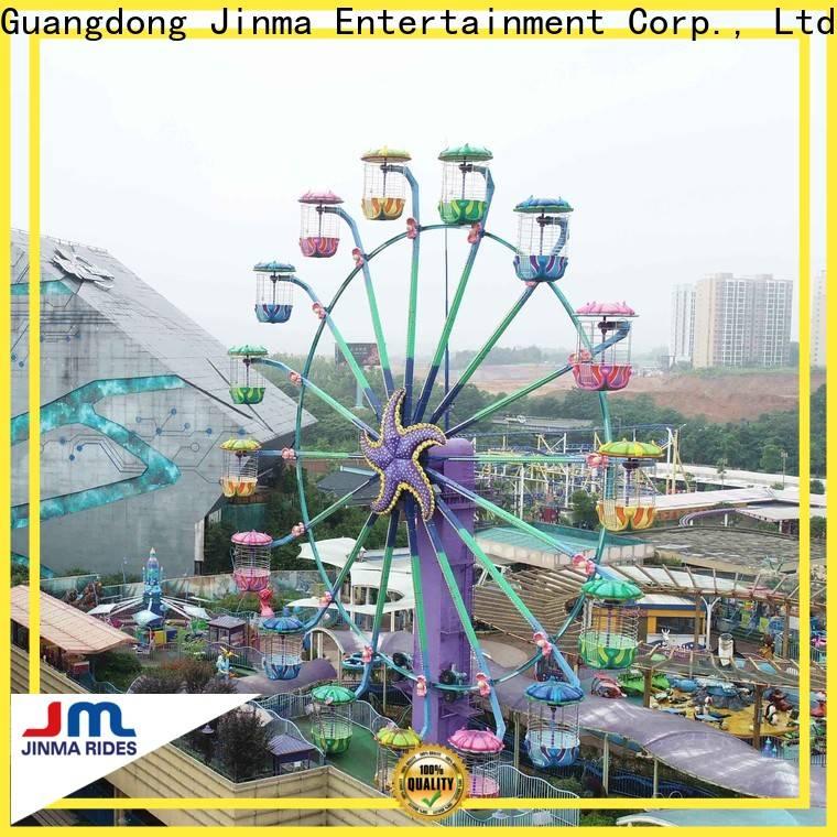 Jinma Rides Custom OEM carnival ferris wheel for sale Suppliers for sale