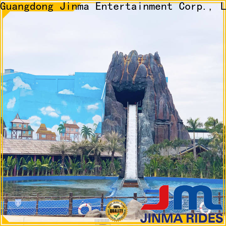 Jinma Rides log flume ride for sale Suppliers on sale