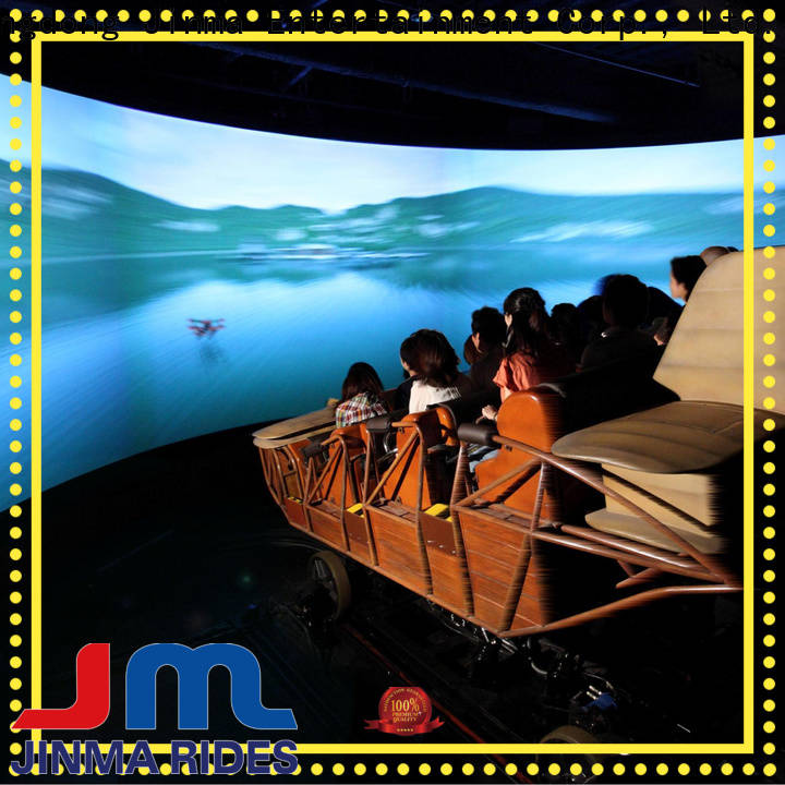Jinma Rides Bulk buy high quality theme park dark ride for business for sale