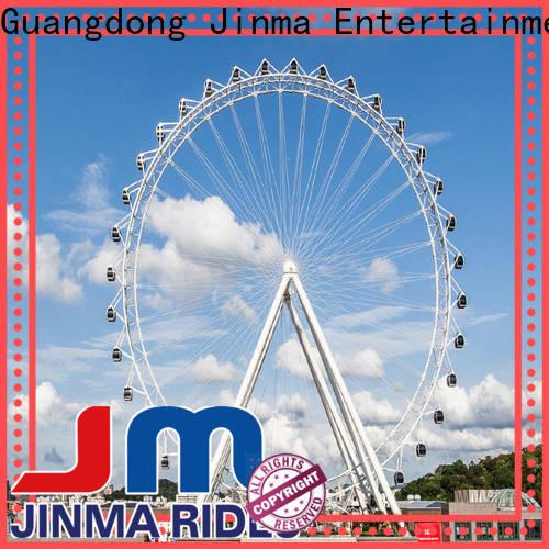 Jinma Rides Bulk buy custom ferris wheel for sale for business for sale