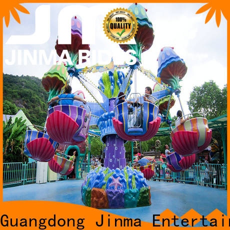 OEM high quality fun carousel kiddie ride manufacturers for promotion