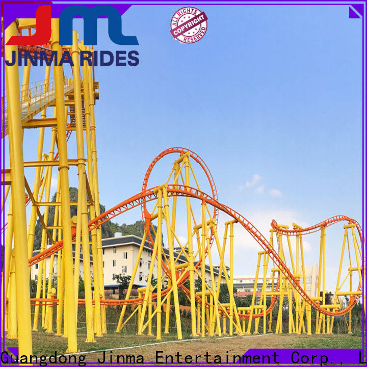 Jinma Rides super roller coasters factory on sale