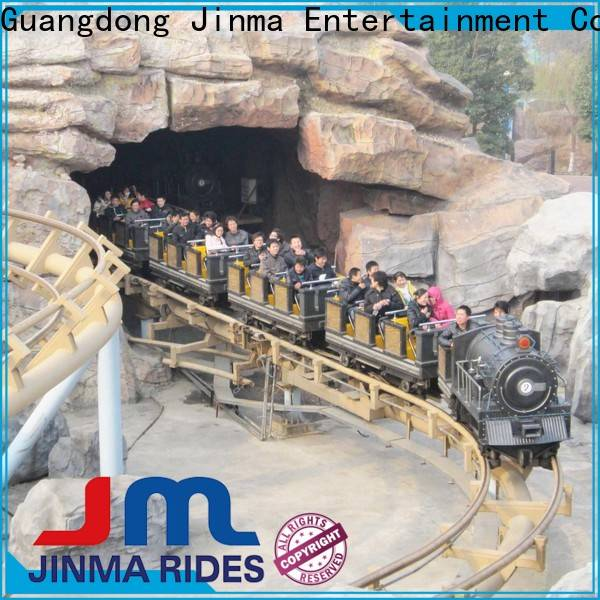 Jinma Rides roller coaster companies manufacturers for promotion