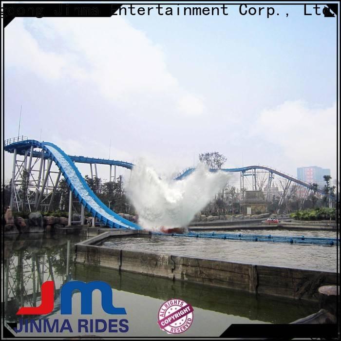 Wholesale OEM amusement park water rides factory on sale