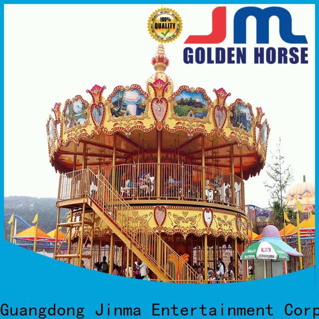 High-quality ferris wheel carousel company on sale