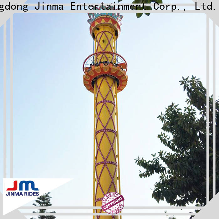 Jinma Rides freefall ride factory on sale
