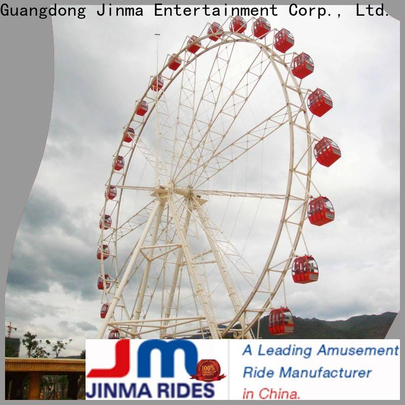 Jinma Rides carnival ferris wheel for sale company for sale