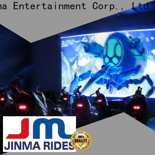 Bulk purchase OEM 4d dark ride company for promotion