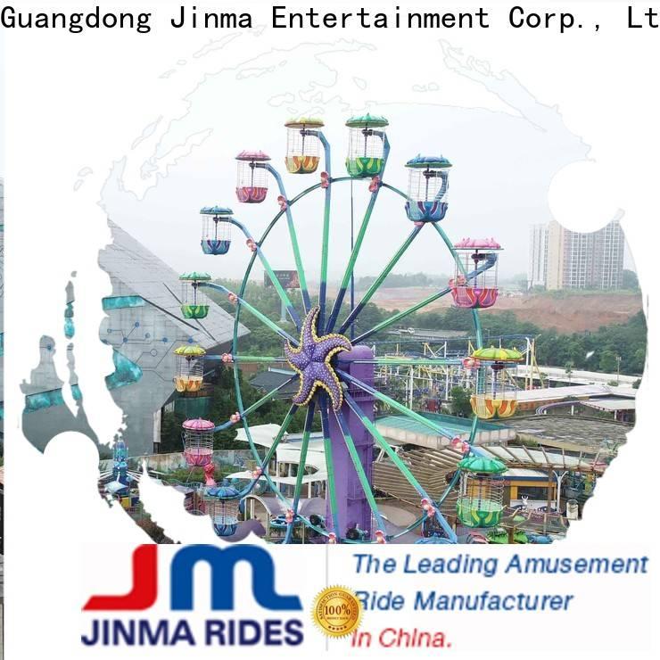 Bulk purchase OEM carnival ferris wheel factory for promotion