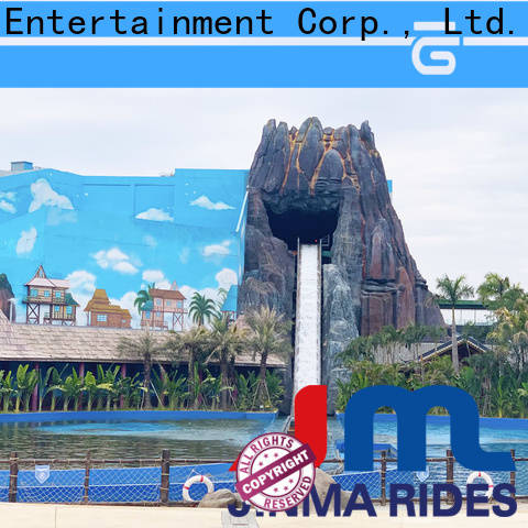 Jinma Rides log ride six flags manufacturers for promotion