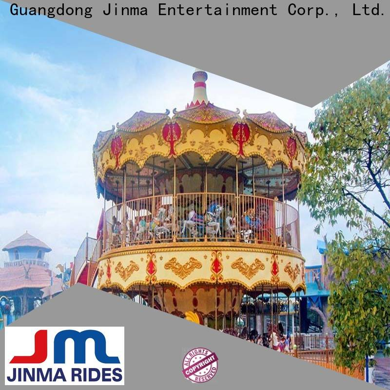 Bulk purchase OEM carousel for children factory for promotion