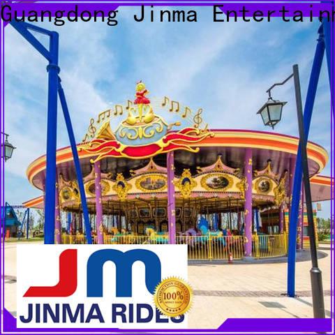 Jinma Rides Bulk buy OEM ferris wheel carousel Suppliers on sale