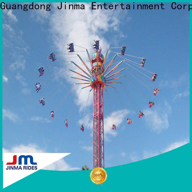 Jinma Rides Wholesale OEM tallest amusement park ride Suppliers for promotion