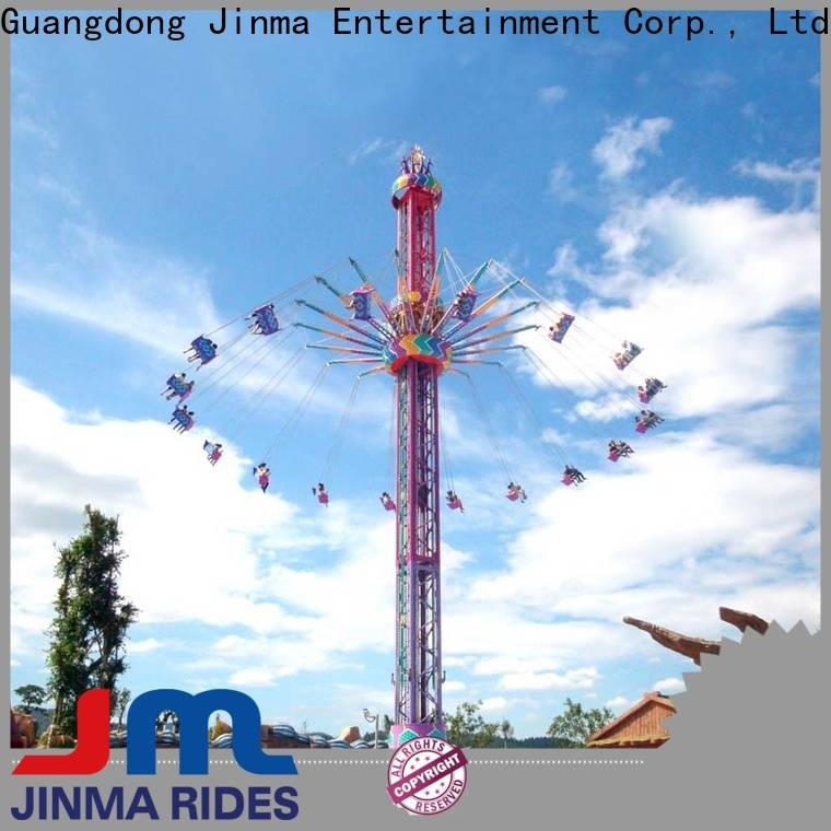 Jinma Rides Custom OEM spinning coasters company for sale