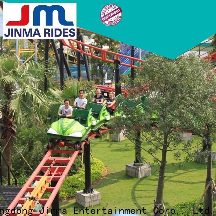Best roller coaster manufacturer China for promotion