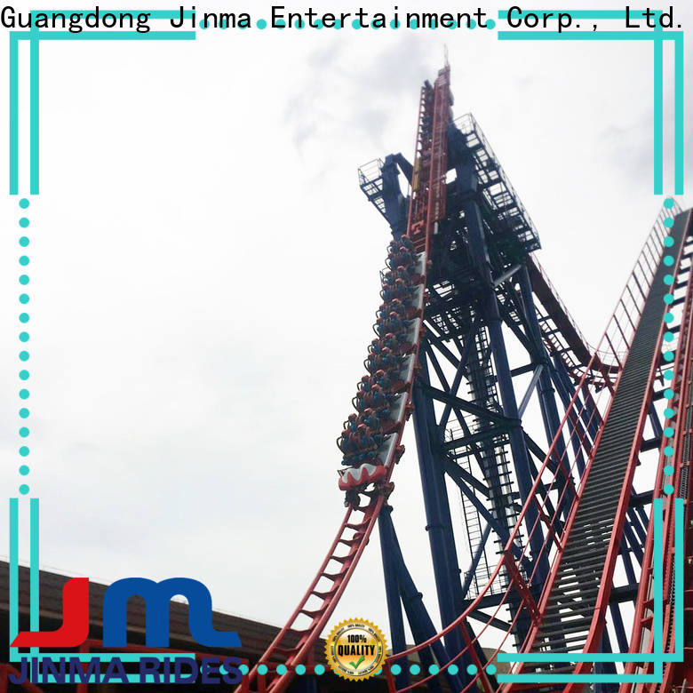 Jinma Rides Latest upside down roller coaster sale for sale