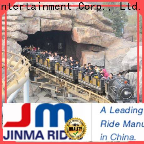 Jinma Rides thrill roller coasters manufacturers for sale
