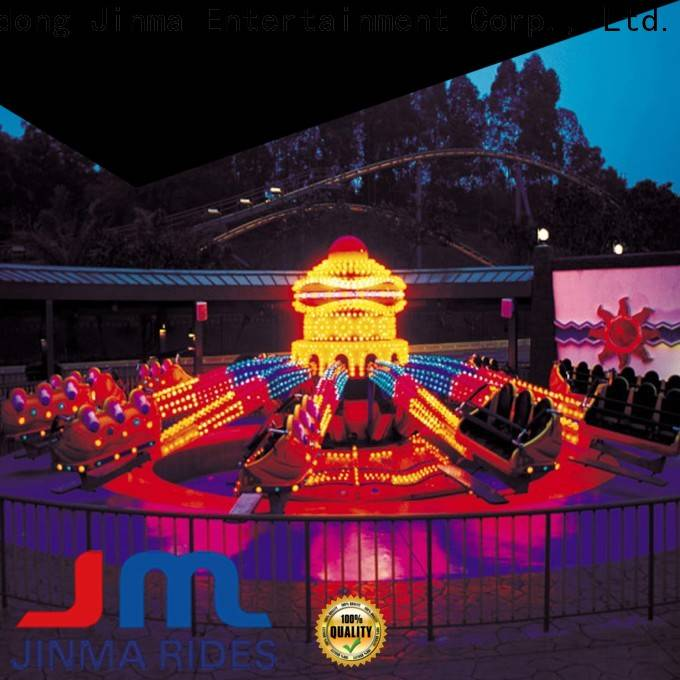 Jinma Rides Wholesale high quality amusement park rides for kids maker on sale